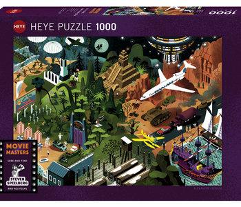 Steven Spielberg Films 1000pc Puzzle