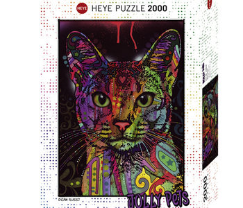 Abyssinian 2000pc Puzzle