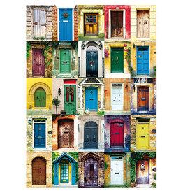 Piatnik Doors 1000pc Puzzle