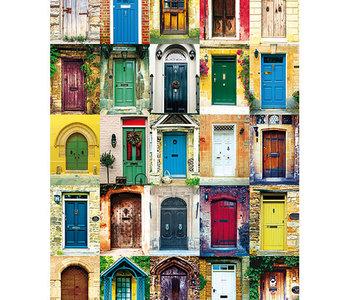 Doors 1000pc Puzzle