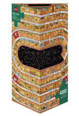 Heye Historia Comica Opus 2 4000pc Puzzle