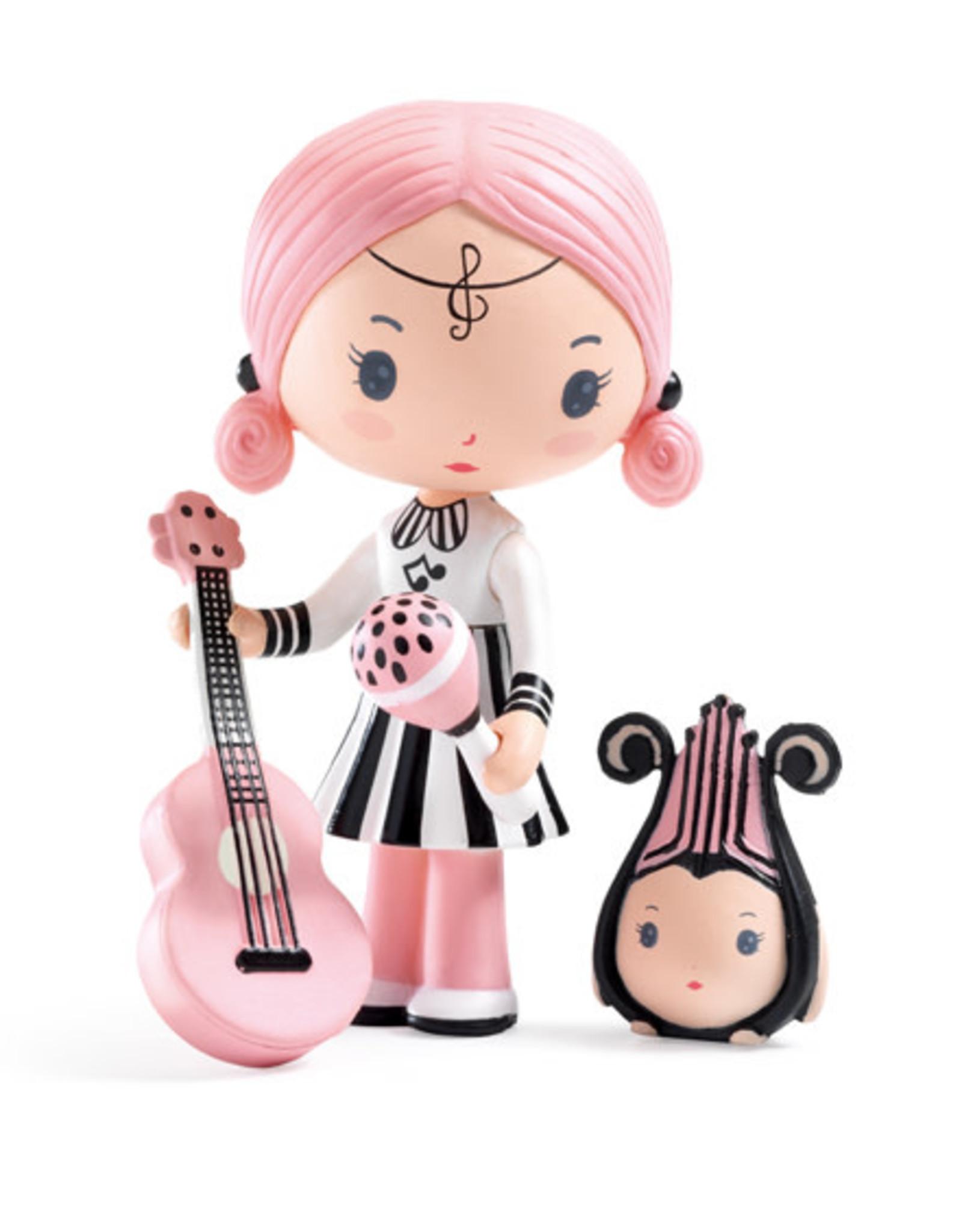 Djeco Tinyly Figure: Sidonie & Zick