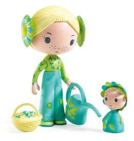 Djeco Tinyly Figure: Flore & Bloom