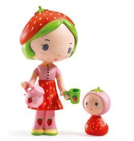 Djeco Tinyly Figure: Berry & Lila