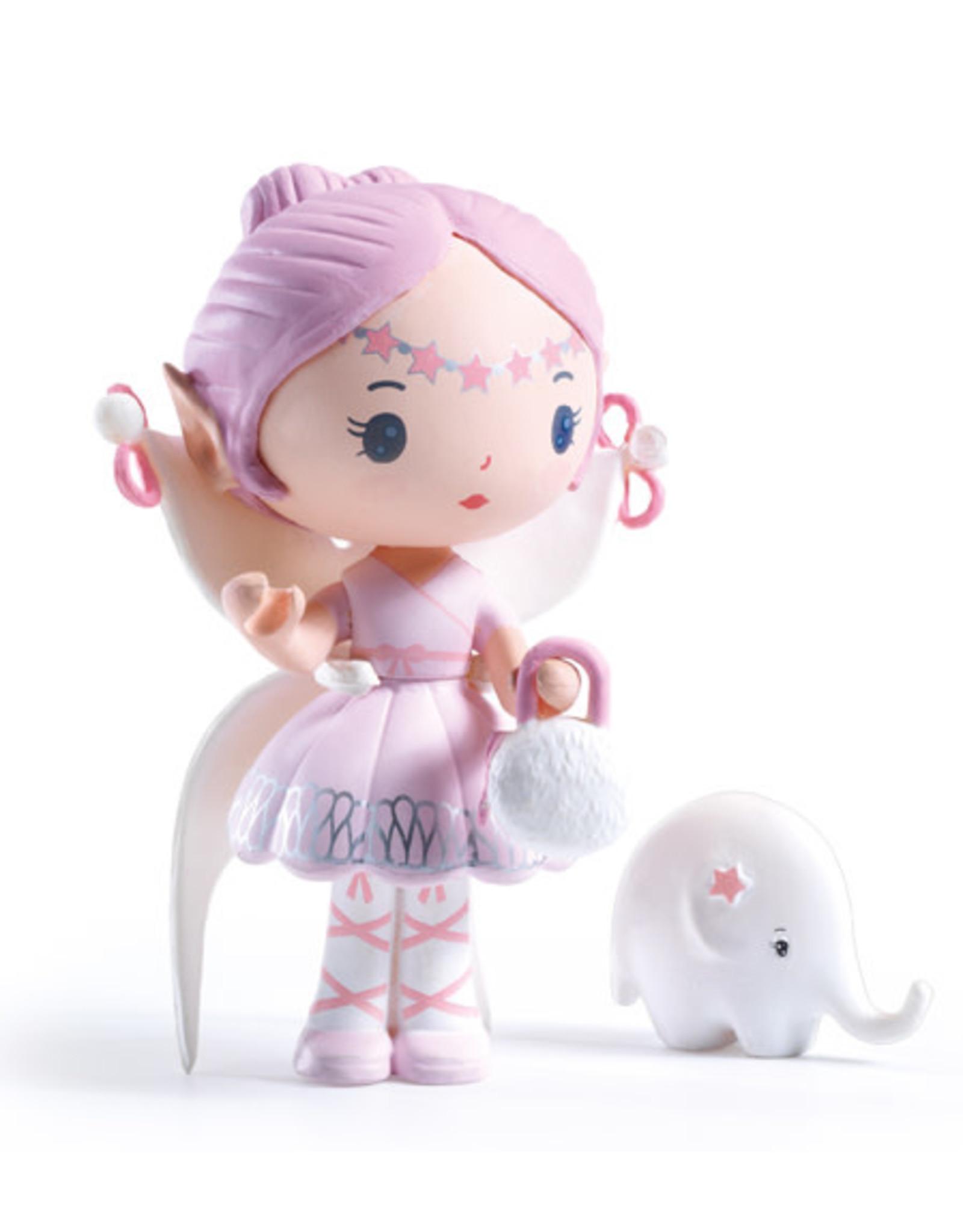 Djeco Tinyly Figure: Elfe & Bolero