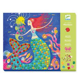 Djeco The Mermaid's Song Mosaic Kit