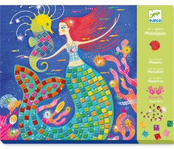 The Mermaid's Song Mosaic Kit