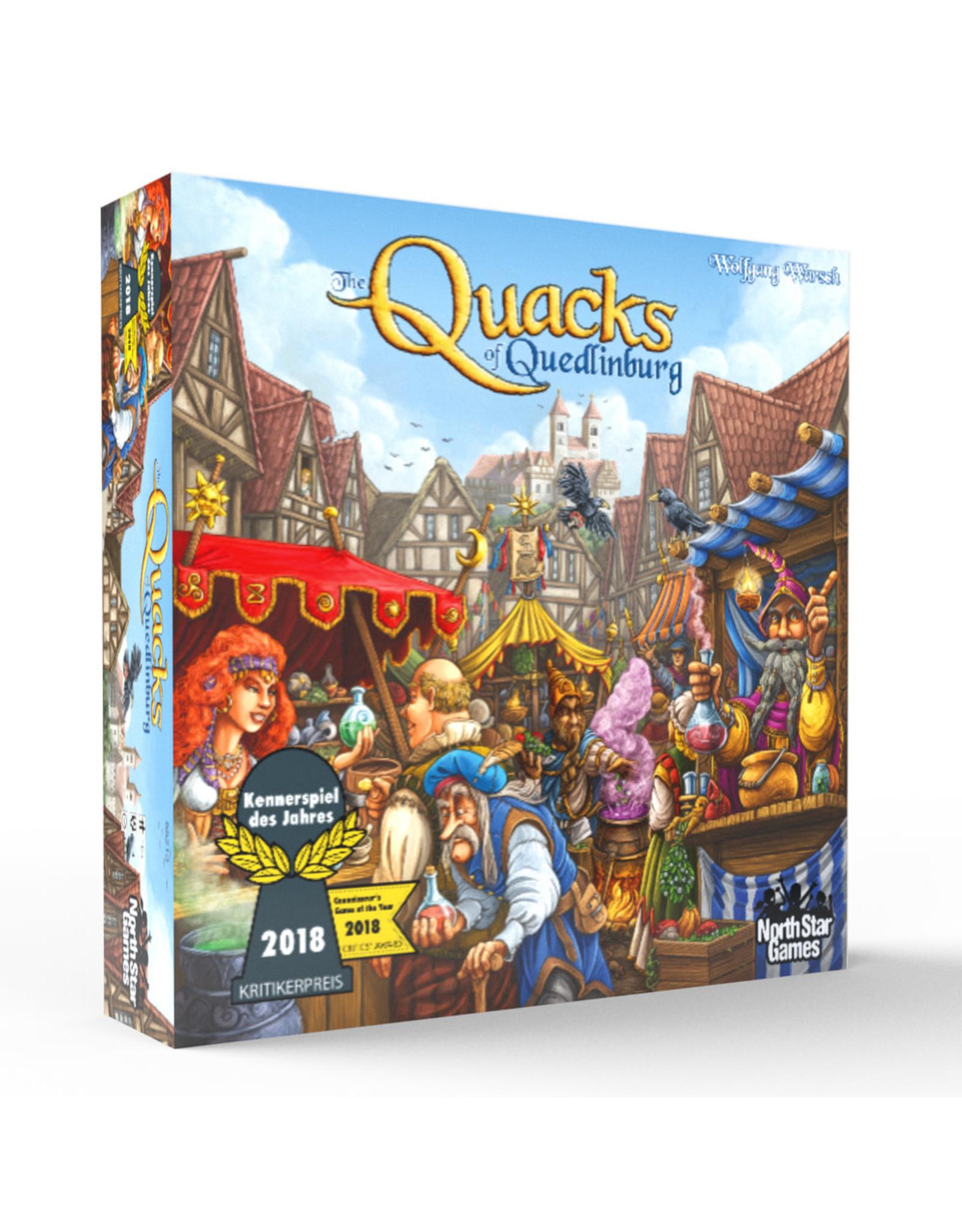 North Star Games Quacks of Quedlinburg Game