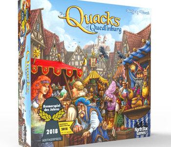Quacks of Quedlinburg Game