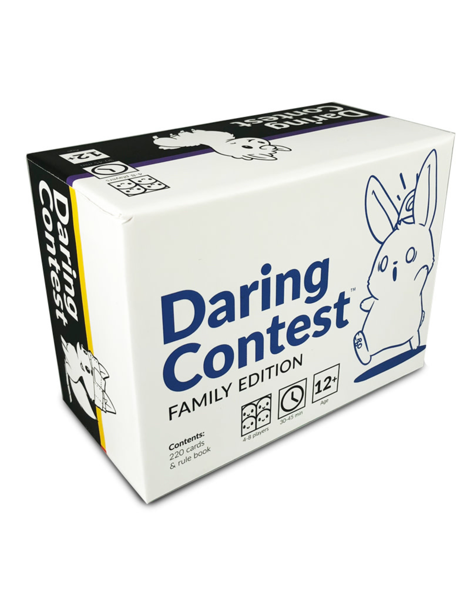 Daring Contest Family Edition