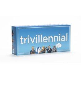 DSS GAMES Trivillennial Trivia Game for Millennials