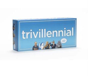 Trivillennial Trivia Game for Millennials