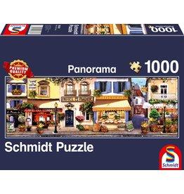 Schmidt A Stroll Through Paris 1000pc Panorama Puzzle