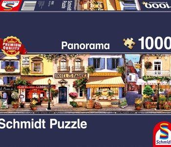 A Stroll Through Paris 1000pc Panorama Puzzle