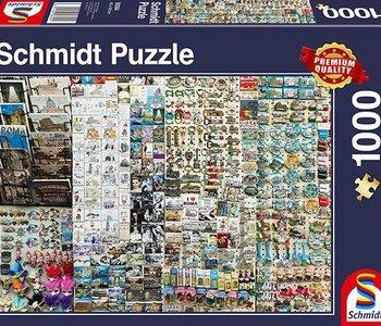 Souvenir Stand 1000pc Puzzle
