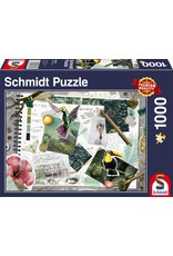Schmidt Moodboard 1000pc Puzzle