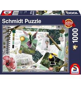 Schmidt Moodboard 1000pc Puzzle