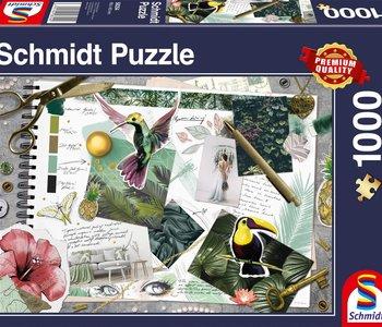 Moodboard 1000pc Puzzle