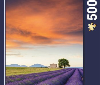 Field of Lavender, Provence 500pc Puzzle