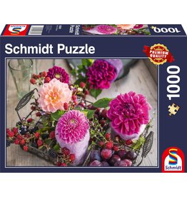 Schmidt Berries & Flowers 1000pc Puzzle