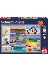 Schmidt By The Sea 1000pc Puzzle