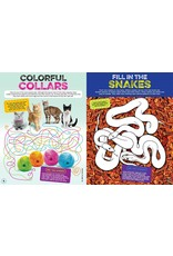 Silver Dolphin Pets Real Life Sticker & Activity Book