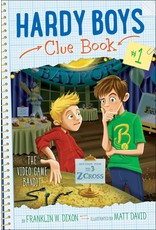 Hardy Boys Clue Book #1: The Video Game Bandit