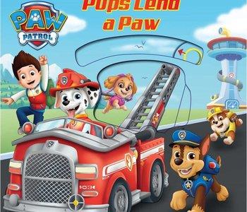 Paw Patrol Pups Lend a Paw Board Book