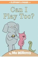 Hyperion Books Can I Play Too? by Mo Willems