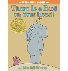Hyperion Books There is a Bird on Your Head! by Mo Willems