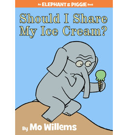 Hyperion Books Should I Share My Ice Cream? by Mo Willems