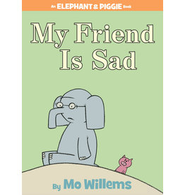 Hyperion Books My Friend is Sad by Mo Willems