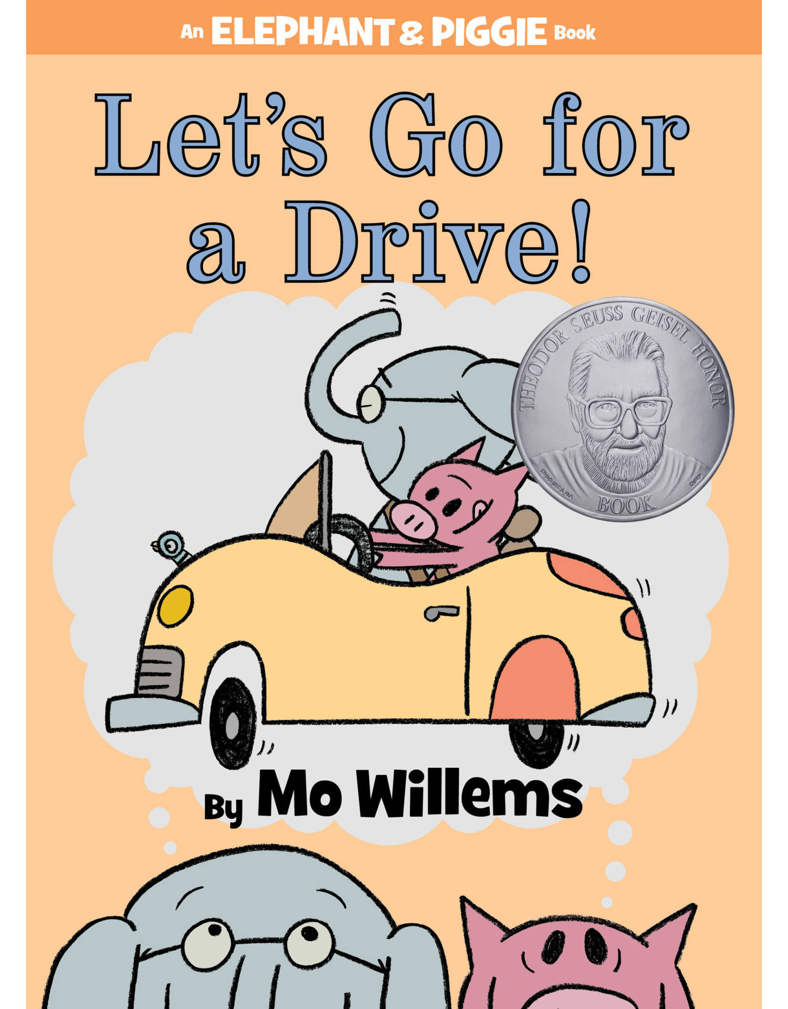 Hyperion Books Let's Go For a Drive by Mo Willems