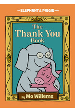 Hyperion Books The Thank You Book by Mo Willems
