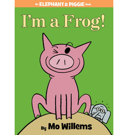 Hyperion Books I'm a Frog by Mo Willems