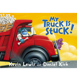 Hyperion Books My Truck is Stuck Board Book