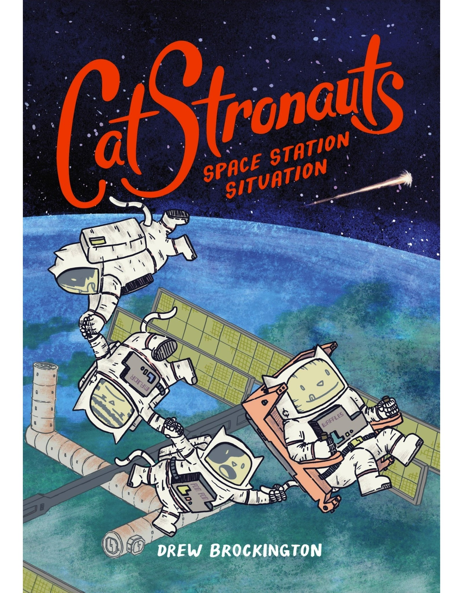 Hachette CatStronauts: Space Station Situation (book 3)