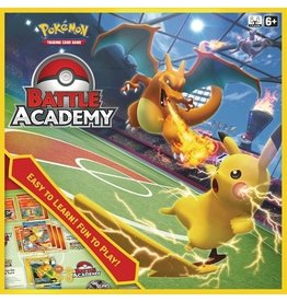 Pokemon Battle Academy Game
