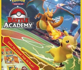 Pokemon Battle Academy Game