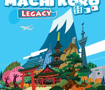 Machi Koro Legacy Game
