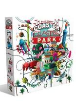 Pandasaurus Coaster Park Game