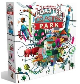 Pandasaurus Coaster Park Game