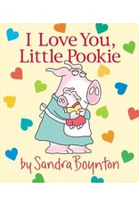 Little Simon I Love You, Little Pookie by Sandra Boynton