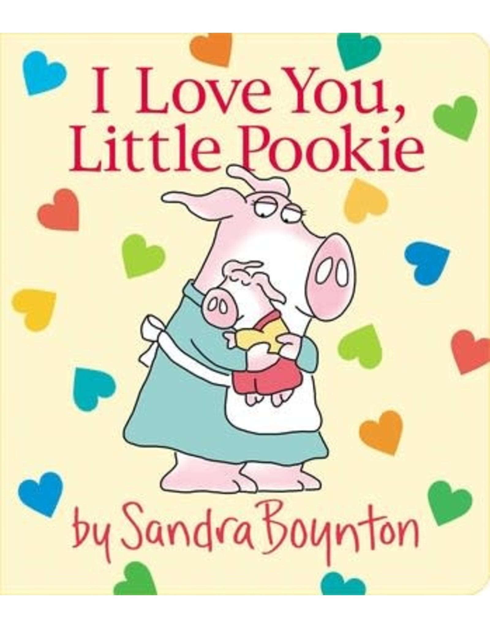 Little Simon I Love You, Little Pookie by Sandra Boynton