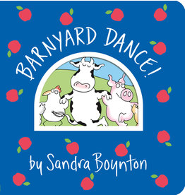 Workman Barnyard Dance! Board Book by Sandra Boynton