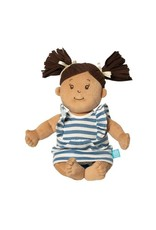 Manhattan Toy Baby Stella Beige Doll w brown hair