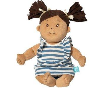Baby Stella Beige Doll w brown hair