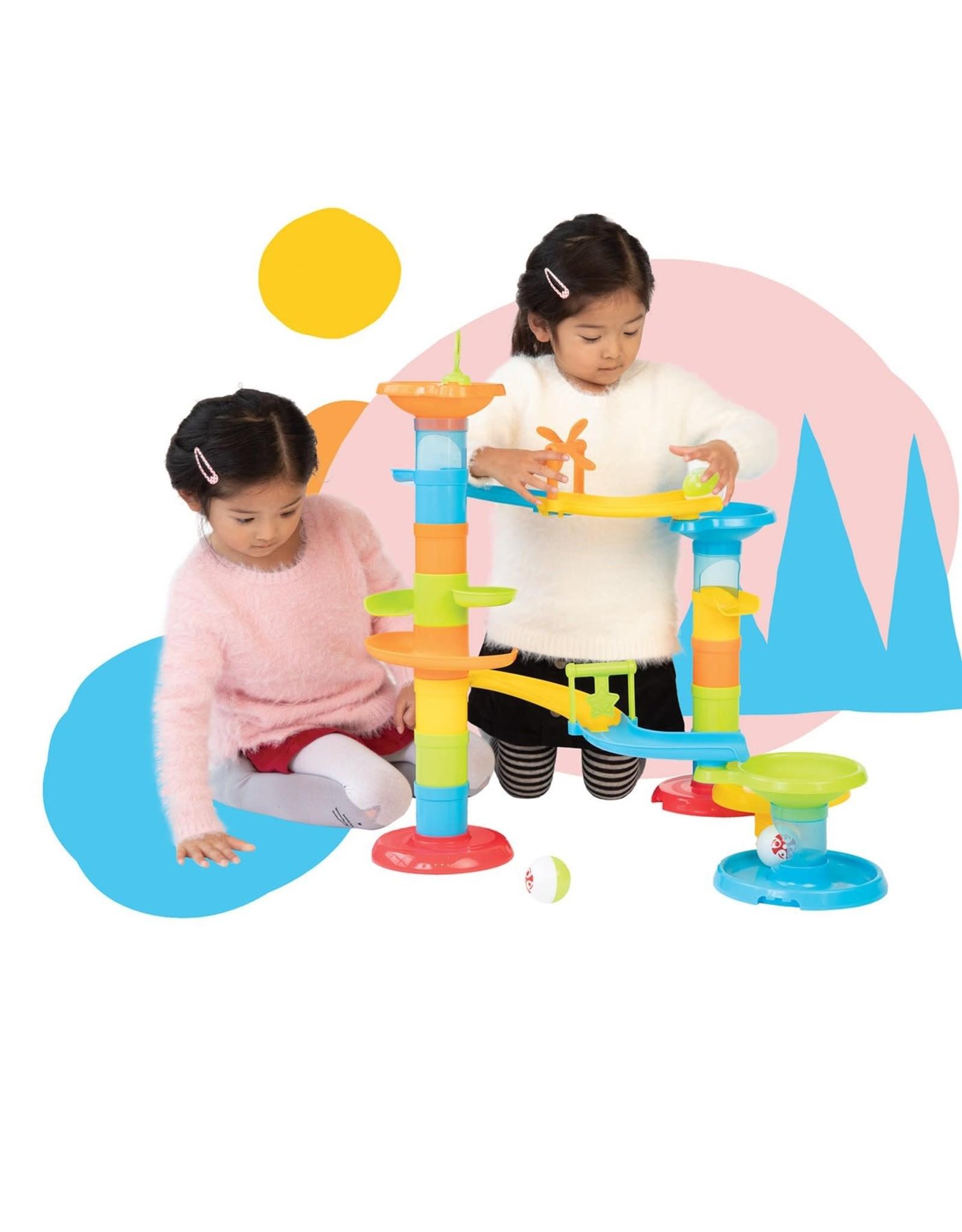 Manhattan Toy Stack Drop & Pop Activity Toy