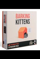 Exploding Kittens Barking Kittens Exploding Kittens Expansion