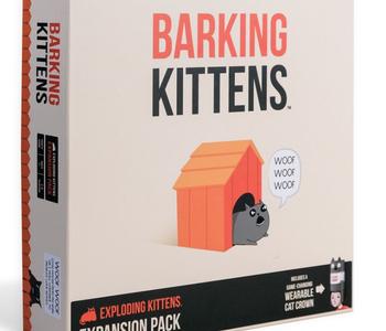 Barking Kittens Exploding Kittens Expansion